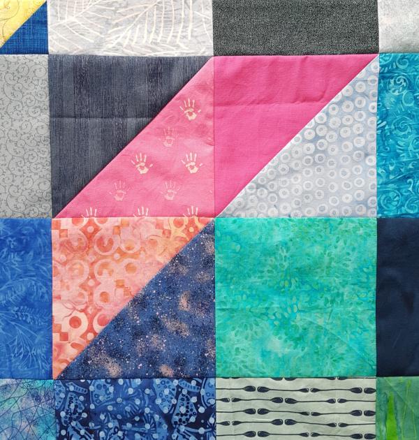 Churn quilt | DevotedQuilter.com