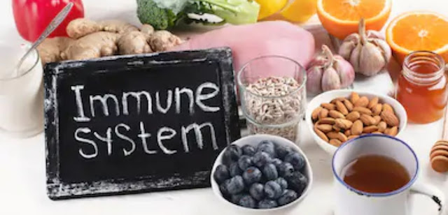 Boost the immune system and stay away from common cold and flu