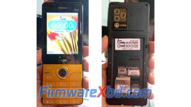 Icon i202 SC6531E Flash File Download