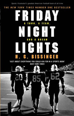 Friday Night Lights by H.G. Bissinger book cover