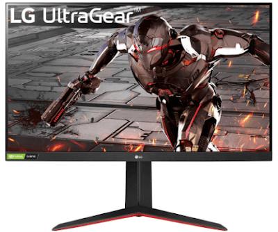 LG UltraGear 32GN550-B