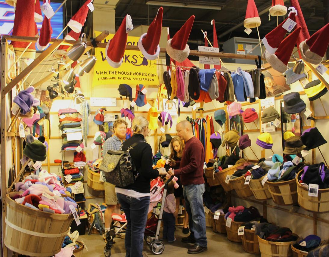 London Fairgrounds Craft Show