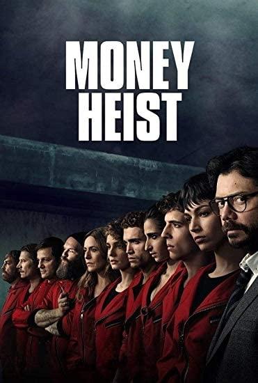 Download Money Heist Season 1 in Hindi Dual Audio BluRay 720p [350MB]