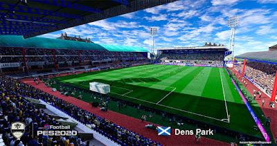 PES 2020 Stadium Dens Park