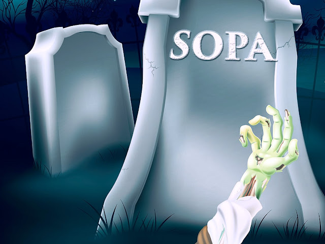 What is SOPA and what brings it?