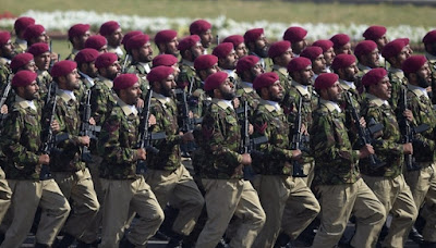 Pakistan - Top 10 Largest Armies In The World