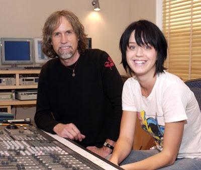 Katy Perry Didn't Wait to Start Her Music Career With Glen Ballard