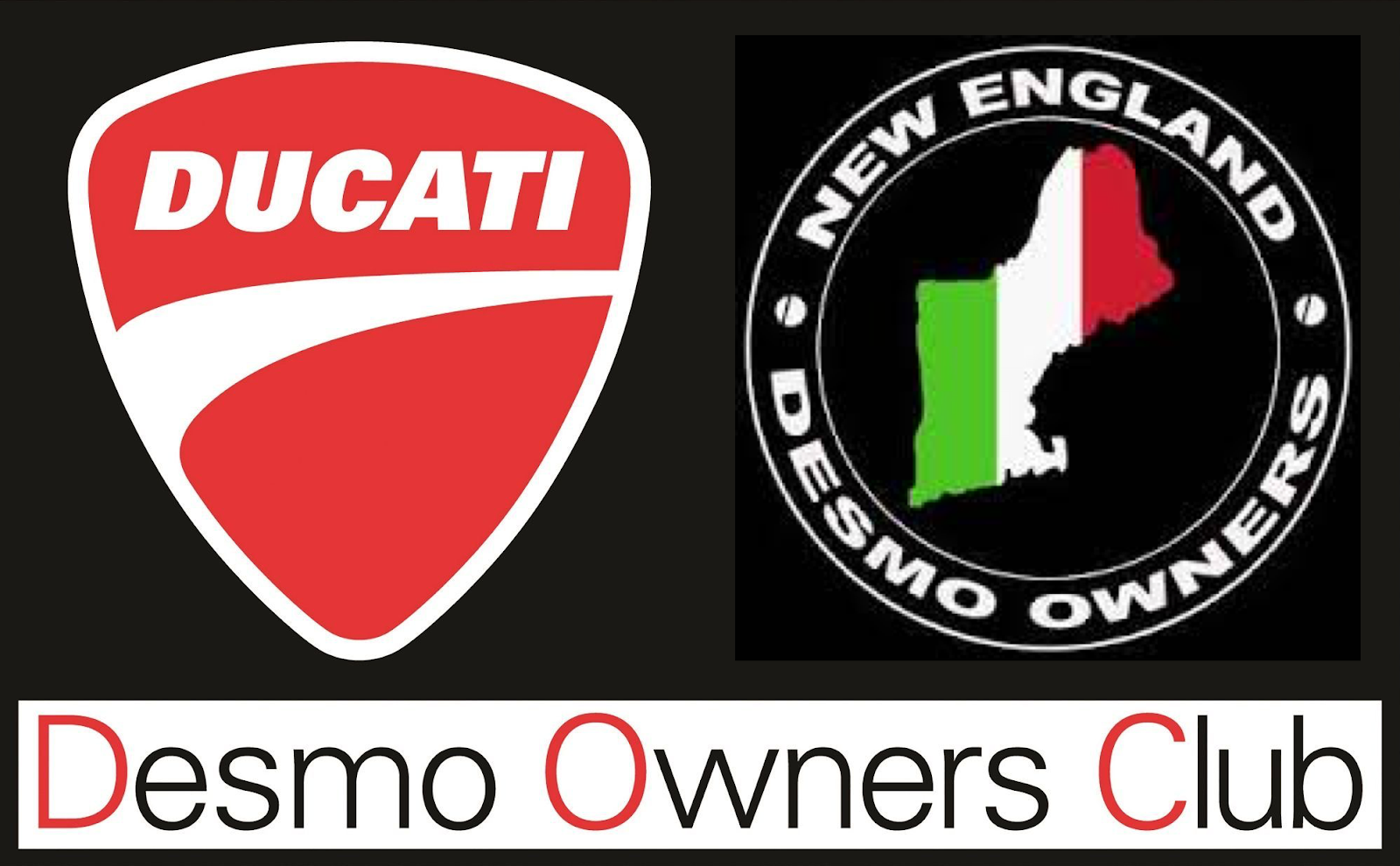 NEDOC New England Desmo Owners Club #WPMNEVERENDS