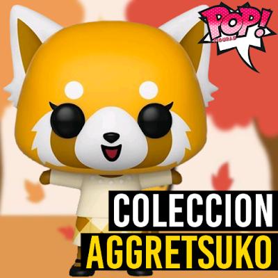 Lista de figuras funko pop de Funko POP Aggretsuko