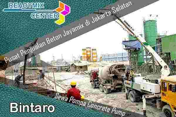 jayamix bintaro, cor beton jayamix bintaro, beton jayamix bintaro, harga jayamix bintaro, jual jayamix bintaro