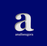 A imagem mostra a logo marca do blog analiseagora.