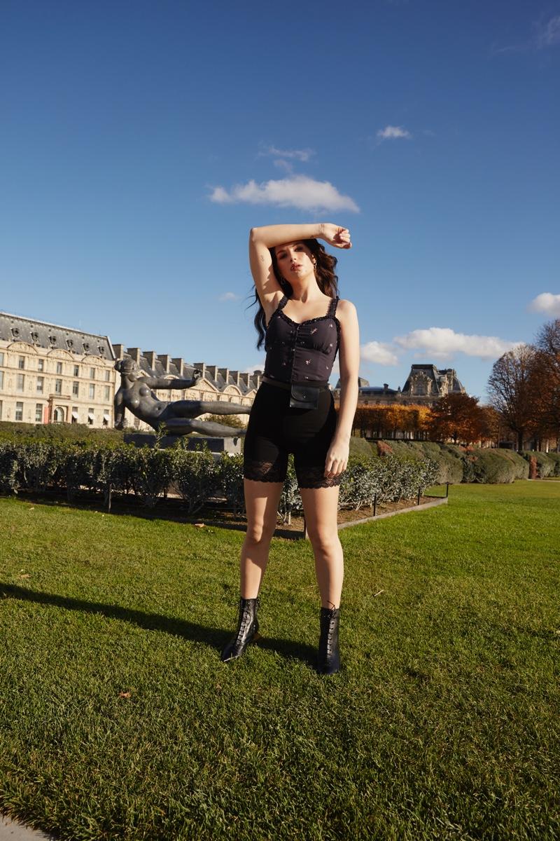 Lottie Moss x PacSun Heartbreakers Campaign