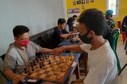 Turnamen Catur di Luwu, Aipda Haerul Masuk 10 Terbaik