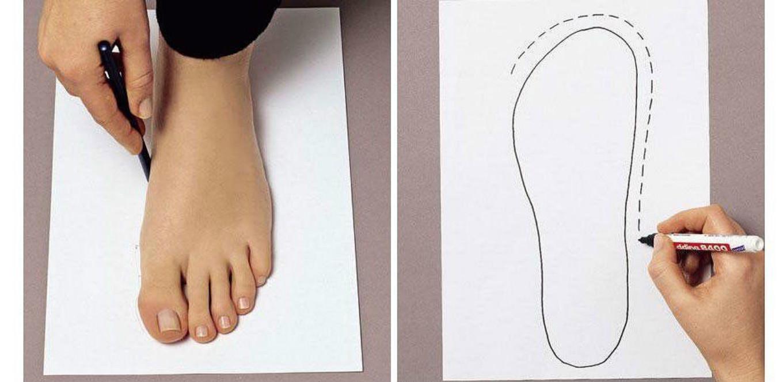Slippers DIY tutorial