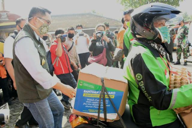 Bansos Corona untuk Orang Miskin di Depok Disunat Rp25.000 per KK