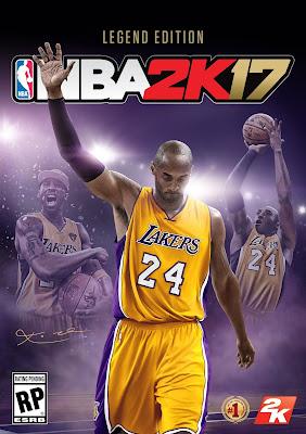 NBA 2K17 Cover Vote