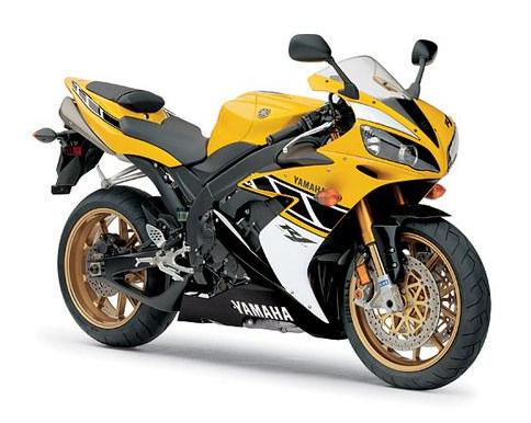 Yamaha YZF 1000 R1 Camel GP Rep Top Speed (2006) - MPH, KMPH & More