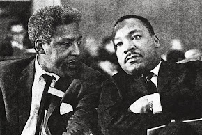 GAY ICON: Bayard Rustin