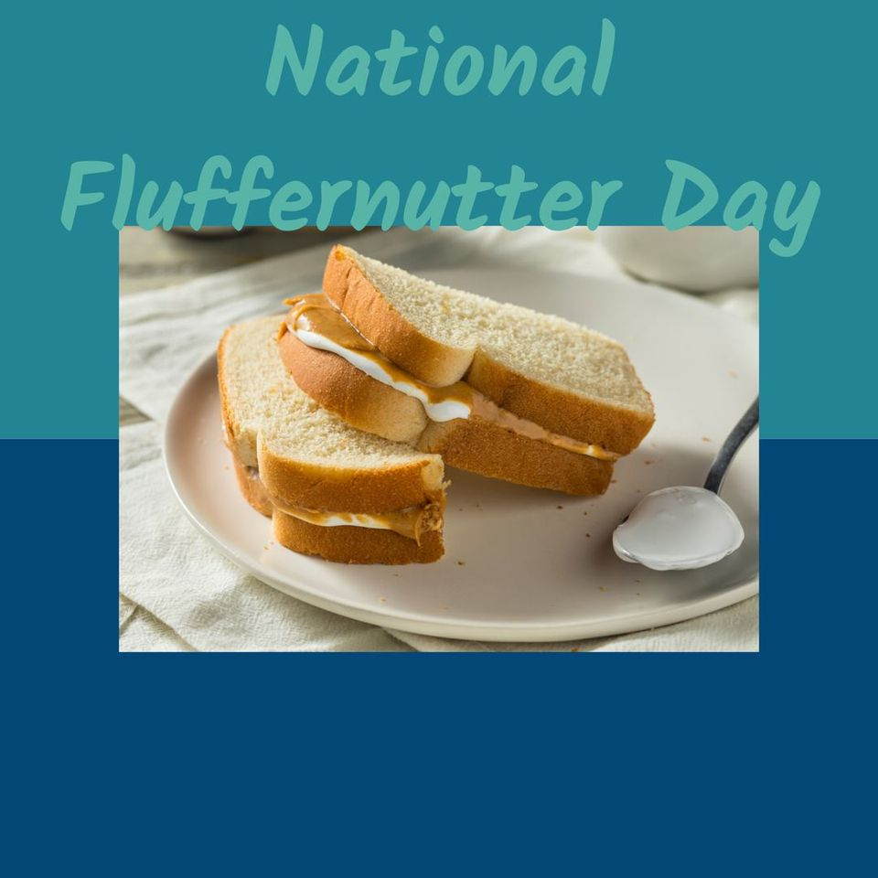 National Fluffernutter Day Wishes Beautiful Image