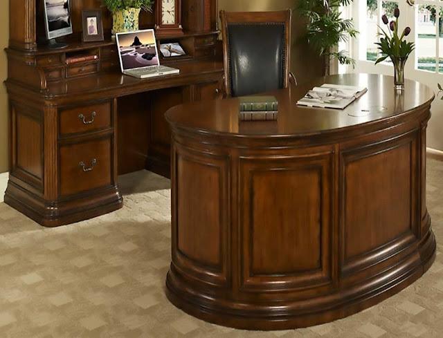 fine home office wood furniture sets for sale online