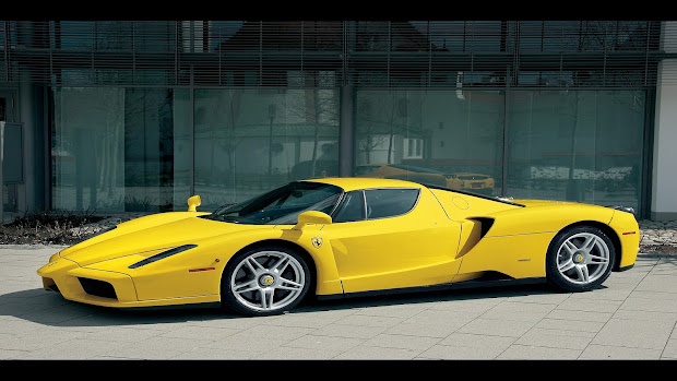 Sports Cars Ferrari Enzo