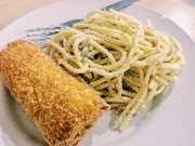 Mommy Lady's Pak na Pak na Recipe: Mackerel Carbonara