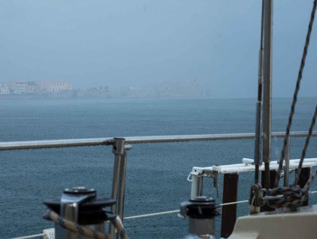 Siracusa - pioggia incessante ©Valeriaderiso