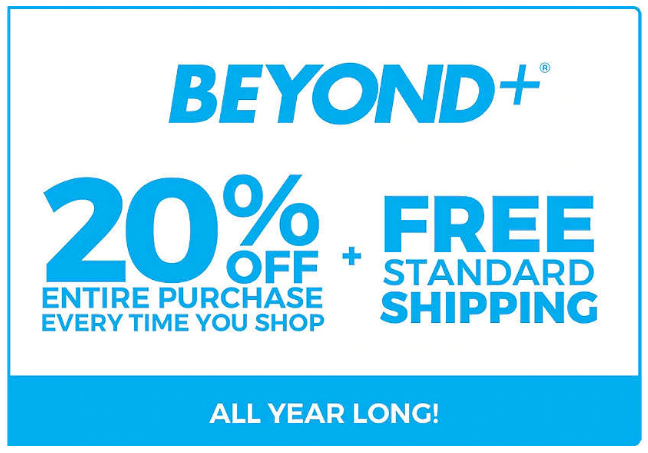 Bed Bath and Beyond Printable Coupon September 2020: In Store 20% Off