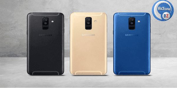 مواصفات وسعر هاتف Samsung Galaxy A6 Plus 2018