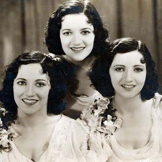 Listen to the Boswell Sisters on Swing City Radio
