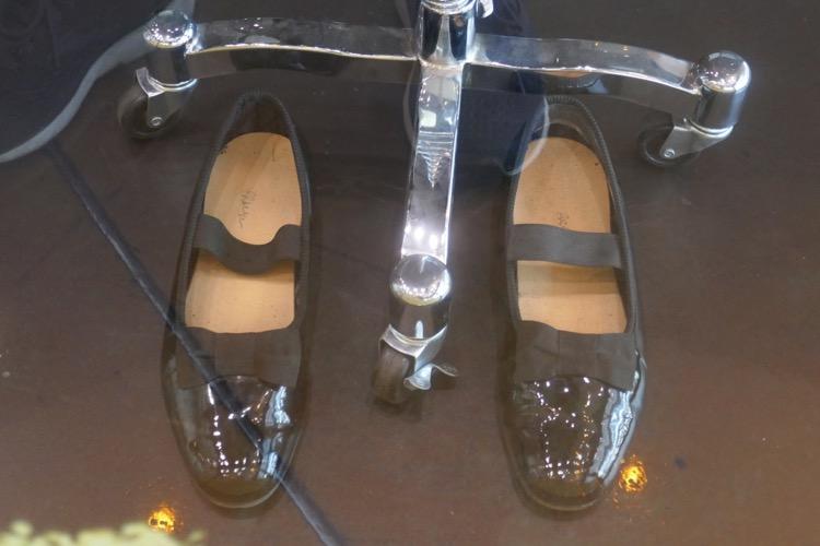 Allen Leech Downton Abbey Tom Branson dress shoes