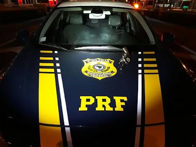 PRF realiza operação conjunta com a Polícia Civil na Régis Bittencourt