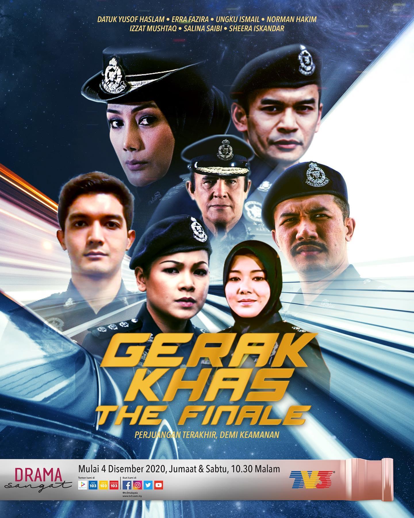 Gerak Khas The Finale (TV3)   MyInfotaip