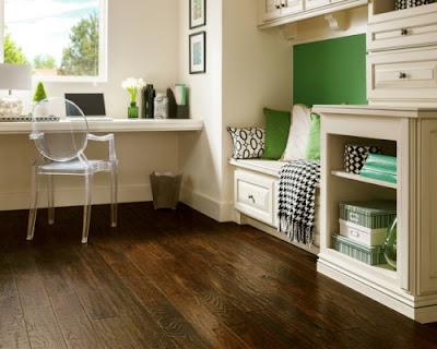 Sàn gỗ tự nhiên chiu liu lắp đặt ở mọi không gian trong nhà