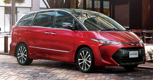 2017 Toyota Tarago Review, Price, Performance