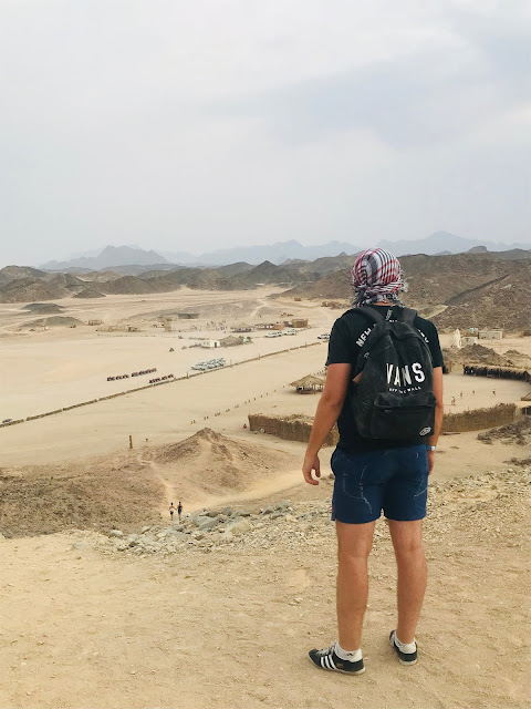 Quadbiking in Hurghada - day excursions and things to do