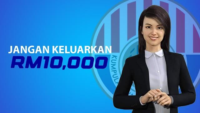 Elya Nasihat Jangan Keluarkan RM10000 dari KWSP Jika Anda Tidak Mahu Rugi