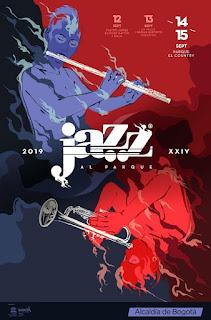 Festival Jazz al Parque No.24 2019