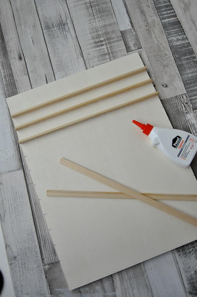 DIY Letterboard Anleitung