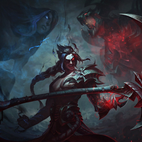 Kayn League Of Legends Wallpaper Engine