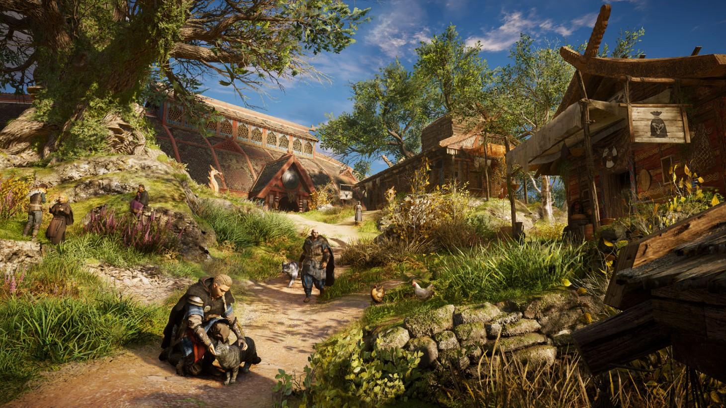 Assassin's Creed: Valhalla - How to Upgrade Your Settlement in Ravensthorpe