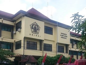 Kampus UNISRI tentang Universitas swasta terbaik di solo