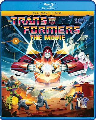 Transformers The Movie 1986 35th Anniversary Edition Bluray