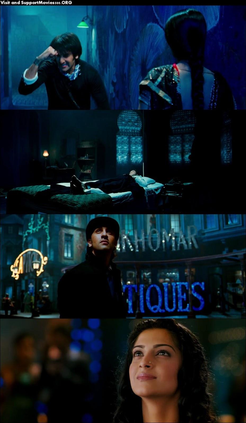 Saawariya 2007 Hindi Movie Download BluRay 720P