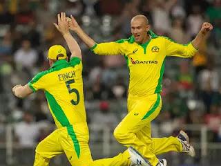 Ashton Agar Hat-trick vs South Africa Highlights