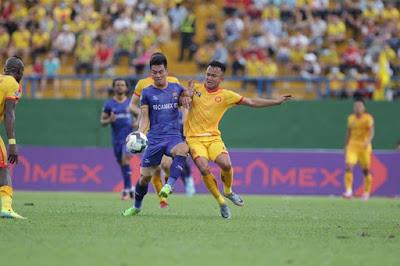 Video Bình Dương 1-0 Thanh Hóa: SAO U23 Việt Nam chói sáng, siêu phẩm định đoạt