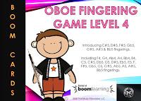 Oboe - Level 4