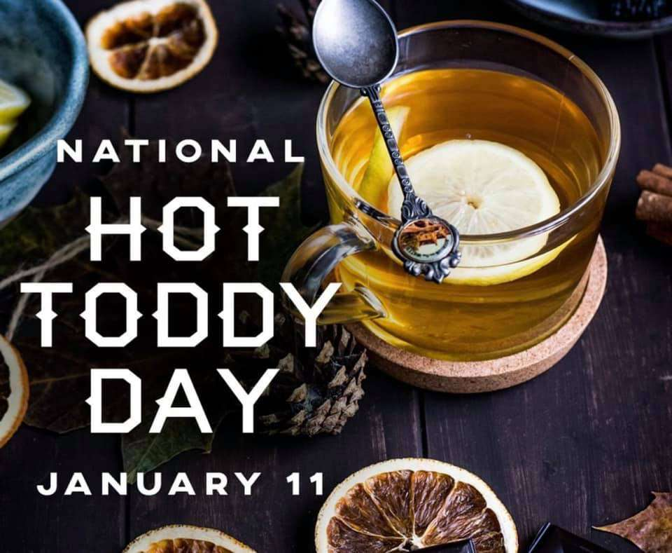 National Hot Toddy Day Wishes Beautiful Image