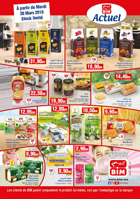 catalogue bim mardi 20 mars 2018