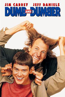 Dumb & Dumber Poster 1994